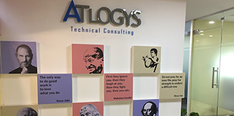 Atlogys New office