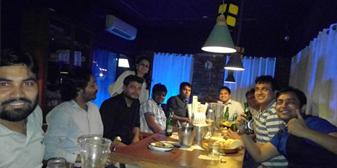 Atlogys CTO Birthday Celebration