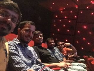 Atlogys Movie Outing